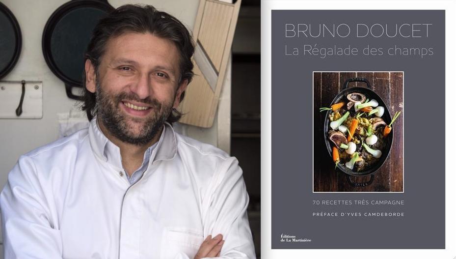 Une r galade remise neuf et un nouveau livre par bruno doucet le chef - La cuisine de bruno ...
