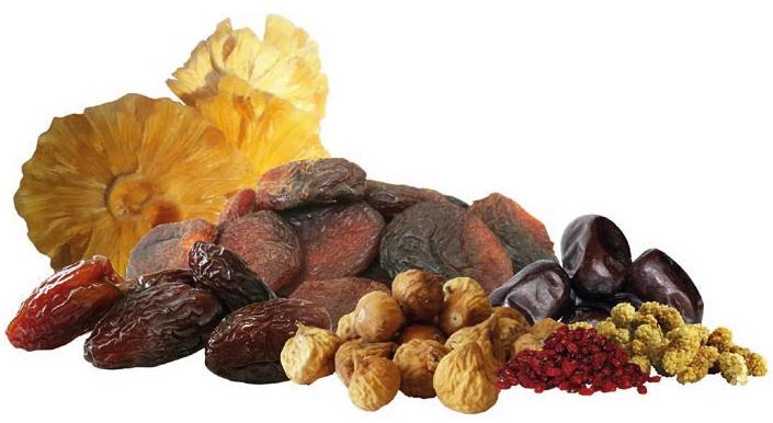 Fruits séchés d'ailleurs © Agro Sourcing
