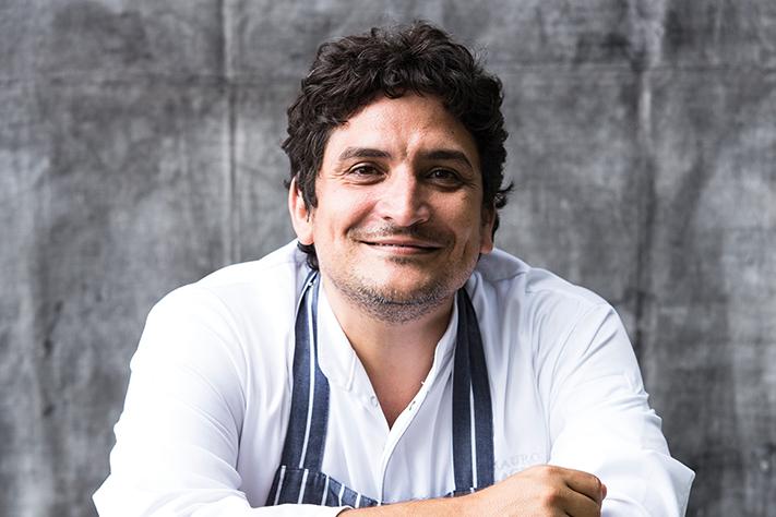 Mauro Colagreco - Restaurant Mirazur** à Menton (06) © Matteo Carassale