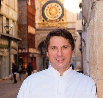 Un chef, trois questions : Gilles Tournadre, restaurant Gill** à Rouen (76)