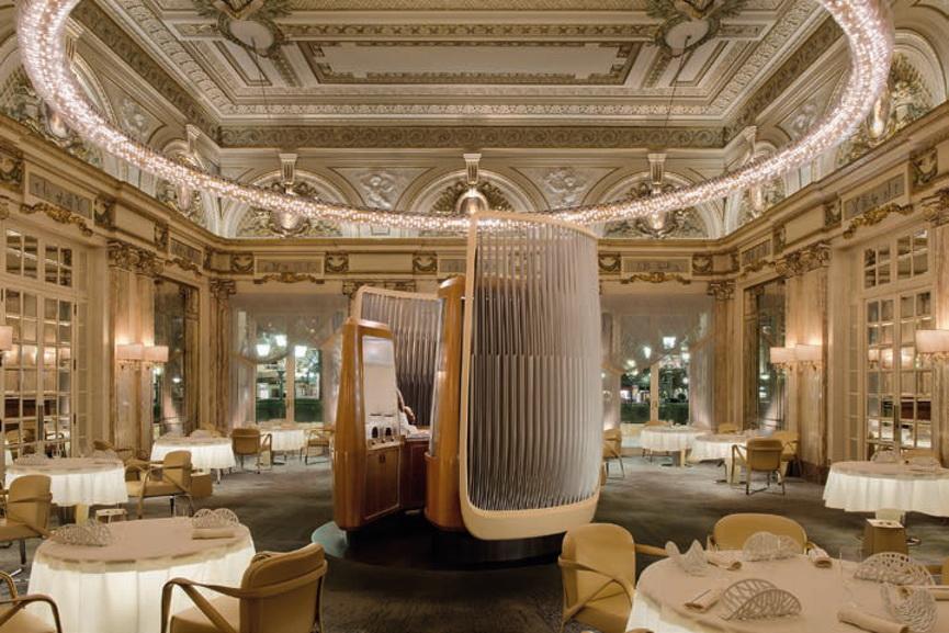 Le Louis XV Alain Ducasse à l'Hôtel de Paris ©HelenHilaire