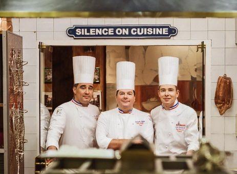 Couvin, Muller, Reinhardt : Les 3 Mousquetaires