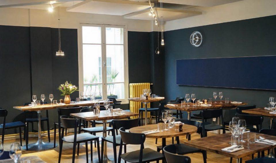 Photos© Bruiz / restaurant La Belle Maison
