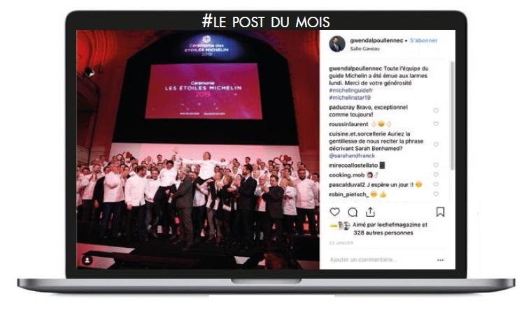 #le post du mois : Promotion 2019 Photos © DR/Instagram