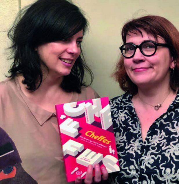 Vérane Frédiani & Estérelle Payany DR