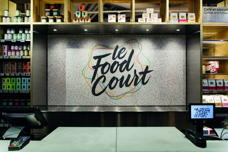 Galeries Lafayette des Champs Elysées ©Fabien Courmont