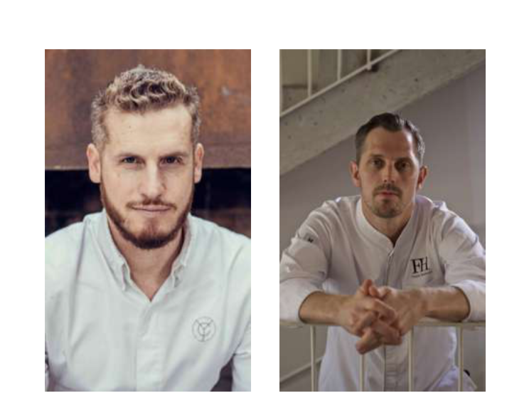 Frank Haasnoot Chef Invite De Yann Couvreur Du 20 Au 22