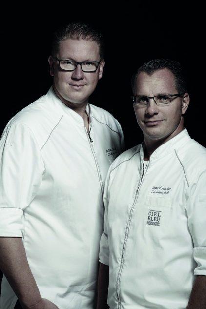 Arjan Speelman et Onno Kokmeijer DR