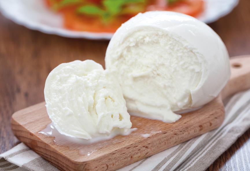 Mozzarella di Bufala photos © Shutterstock
