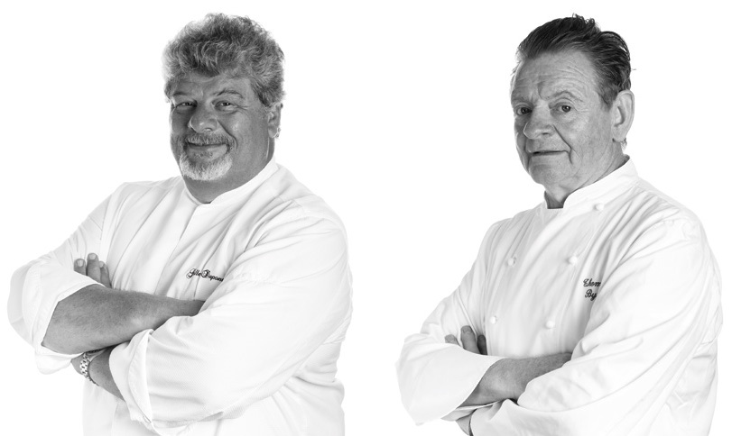 Gilles Dupont et Thomas Byrne Photos DR