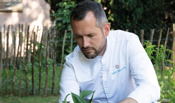 David Gallienne : Produits d'ici, cuisine d'ailleurs